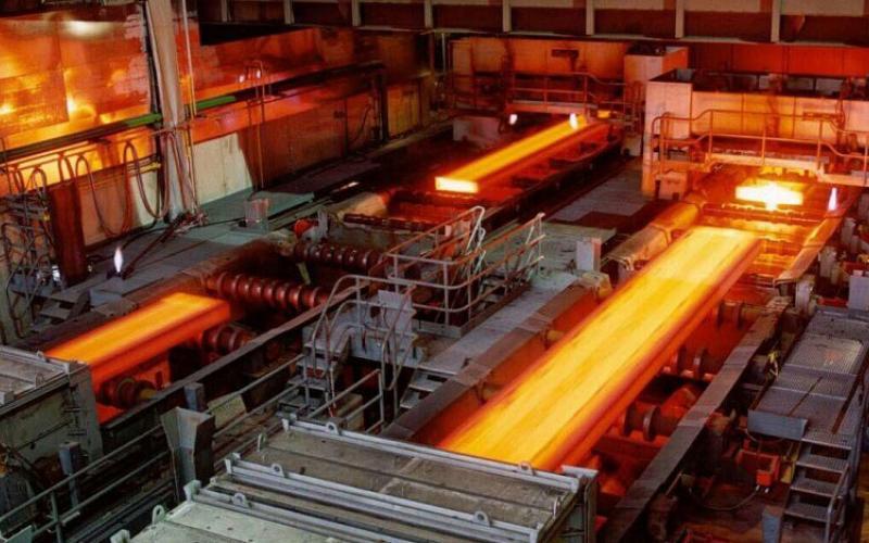 تولید شمش فولادی از ۱۵.۳ میلیون تن گذشت