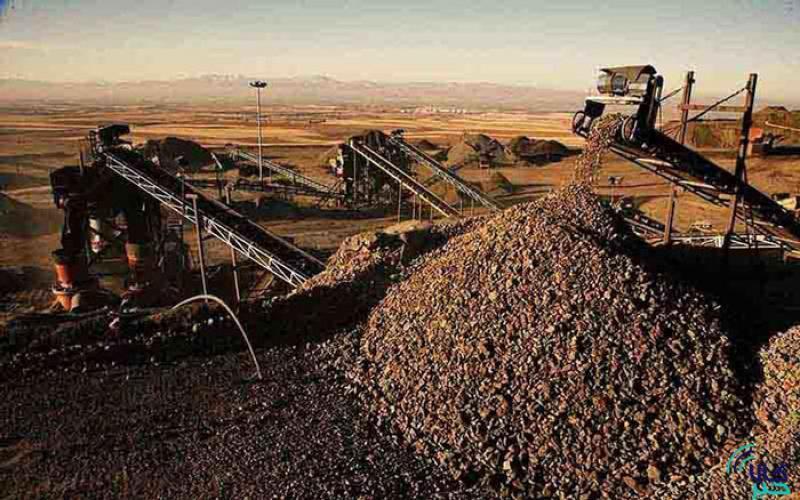 قیمت کنسانتره سنگ آهن در چین به ۱۰۰دلار نزدیک شد