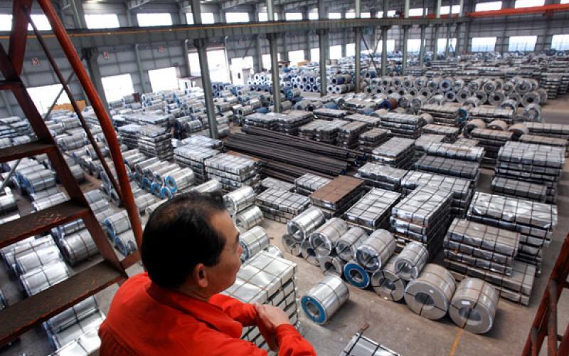 نگرانی فولادسازان جهان از دپو محصولات