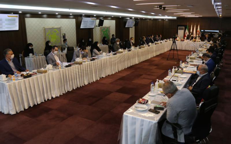 مجمع عمومی شرکت گسترش صنایع ومعادن ماهان