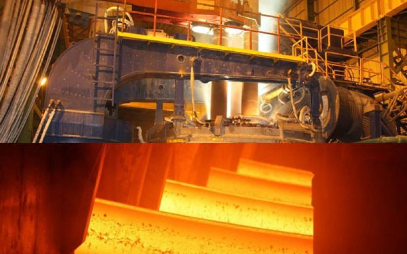 امکان صادرات 14میلیونتنی شمش فولادی