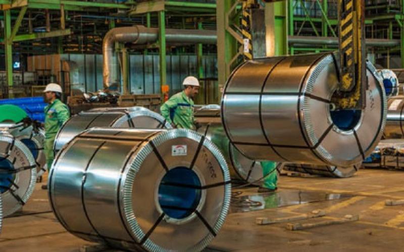 افزایش 20 درصدی مصرف فولاد در کشور