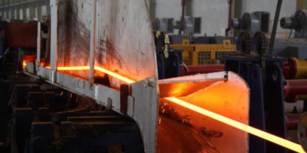 راه اندازی خط نورد 18 استند  فولاد صنعت بناب