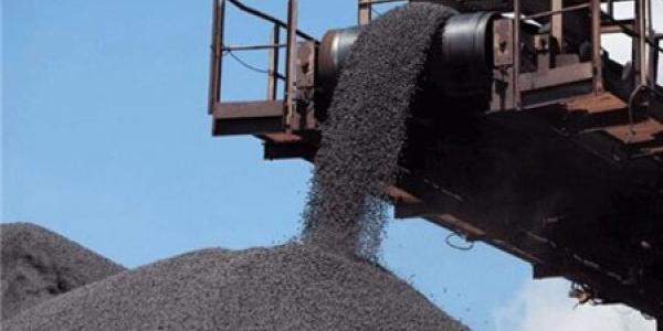 50هزار تن سنگ آهن در تالار حراج باز بورس کالا عرضه می شود